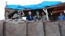 Milli Savunma Bakanı Hulusi Akar'dan üs bölgesine ziyaret