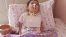Nefes borusuna kaçan sakız, 6 yaşındaki Derin'i yatağa mahkum etti