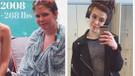 126 kiloluk şişman kız Mathilde 64 kiloya düştü, mankenlere taş çıkartıyor