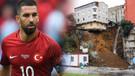 Beyoğlu Sütlüce'deki bina Arda Turan'ın oteli yüzünden mi çöktü?