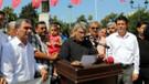 Muhtarlar çocuk tacizlerini protesto etti