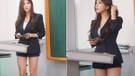 Güney Koreli kadın öğretmen sosyal medyayı sallıyor