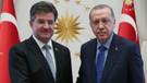 Cumhurbaşkanı Erdoğan, BM Genel Kurul Başkanı Miroslav Lajcak'ı kabul etti