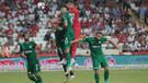 Antalyaspor ile Konyaspor yenişemedi: 3-3