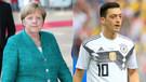 Almanya Başbakanı Merkel'den flaş Mesut Özil açıklaması