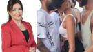 Sevilay Yılman'dan Didem Soydan'a: Sen Malatya'ya laf sokmayı bırak, üçlü Tost dansının tadını çıkar