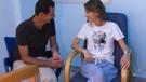 Kanser tedavisi gören Esma Esad'a beter ol diyen Kızılay yöneticisi uyarıldı