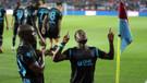 Trabzonspor 4-0 Galatasaray Karadeniz Fırtınası Aslan'ı dağıttı