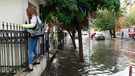 İstanbul'un gözde semti Beşiktaş sular altında