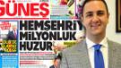 CHP'li Umut Akdoğan'dan Güneş'e tepki: Bu şeye dava açıyorum
