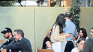 Sinan Akçıl ve Hande Yener birbirlerini görmezden geldi!