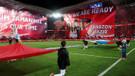 TFF'den Trabzon'daki taraftarlara milli maç teşekkürü