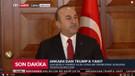 Türkiye'den Trump'a sert tepki: Tehditlere pabuç bırakmayız