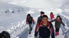 6 ilde yoğun kar yağışı nedeniyle eğitime ara verildi