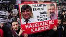 Hrant Dink Agos Gazetesi önünde anıldı