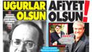 Güneş, Yılmaz Özdil'e çakmak için Uğur Mumcu'yu manşet yaptı