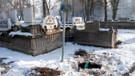 Mezarlığın sulama vanalarını çalan hırsızlar yakalandı