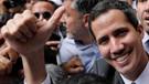 Donald Trump Venezuela'nın muhalif lideri Guaido ile görüştü