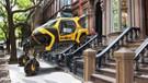 Hyundai yürüyen araba tasarladı: Doğal felaketlerde kullanılacak
