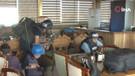 Nusaybin'de gazetecilerin olduğu restorana ikinci kez ateş açıldı!