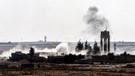 Mehmetçik havadan SMO karadan Tel Abyad'ı kuşattı