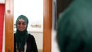 Doğuştan görme engelli Ayşe Acar 21 yaşında kendini ilk kez aynada gördü