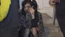 Düşen mum evini yaktı, ölen köpeği için gözyaşına boğuldu