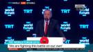 Erdoğan: Barış Pınarı'nı bahane edip TRT World Forum'a gelmekten vazgeçenler teröre destek veriyor