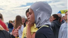 ABD'de 16 yaşındaki Noob Abukaram başörtüsü nedeniyle yarıştan çıkarıldı