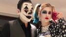 Hacı Sabancı Cadılar Bayramına hazır: Joker oldu
