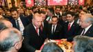 29 Ekim resepsiyonunda Cumhuriyet, Sözcü ve Fox TV sürprizi