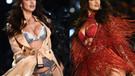 Victoria's Secret için podyuma çıkan Rus modeller