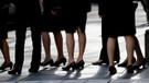 Japonya'da 10 şirketten birinde yüksek topuklu giymek zorunlu