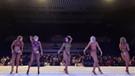 Bişkek'teki Vücut Geliştirme Yarışması'ndan ilginç kareler