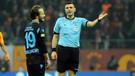 Galatasaray Trabzonspor maçının hakemi Ümit Öztürk için karar verildi