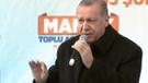 Erdoğan: Utanç verici sahnelere şahit oluyoruz