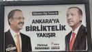AKP'li adayların afişlerinde ilginç detay