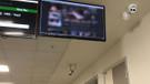 Hastane ekranlarında cinsel içerikli görüntüler yayınlandı