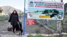 Türk kocasının şiddetinden kaçmak için hayvan barınağına sığındı