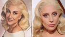 Muazzez Ersoy photoshopu fazla kaçırınca Lady Gaga'ya dönüştü
