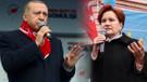AKP'nin iki puanı İYİ Parti'ye kaydı, Erdoğan buna kızdı
