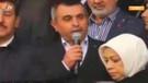 AKP seçim bürosu açılışında protesto: Etrafınız hep hırsız, hırsızlarla durmayın!