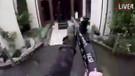 İşte camiye saldırı anı: Katil canlı yayın yapmış