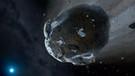 Dünya'ya çarpan 1500 tonluk meteor fark edilmedi