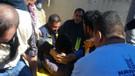 Konya'da istinat duvarı çöktü: 4 yaralı