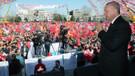 Di-En Araştırma: Erdoğan'ın Ankara'da yaptığı 4 büyük mitingin çok büyük etkisi oldu