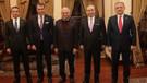 Binali Yıldırım, Süper Lig devlerinin başkanlarıyla buluştu