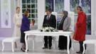 24 yıl sonra Fatma Şahin şahitliğinde Esra Erol'un programında evlendiler