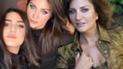 Sibel Can'ın kızı Melisa Ural güzelliğiyle dikkat çekiyor