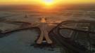 2019'da Pekin'de açılması planlanan dünyanın en büyük havalimanının görüntüleri